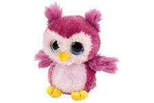 "LI'L SWEET & SASSY 5"" COLORFUL PINK OWL SHERBET, WILD REPUBLIC NEW TAG# 13715"