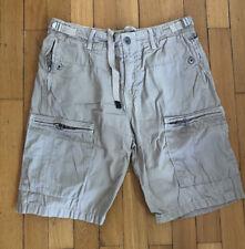 Z BRAND Rare Vintage Cargo Beige Shorts Size W31 * bargain*
