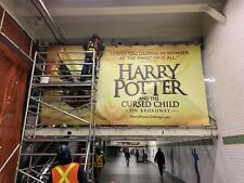 harry potter and the cursed child advertisement / Times Square / Nyc
