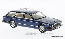 Jaguar XJ40 Shooting Brake, metallic-dunkelblau, RHD, 1989  1:43 Neo 47040