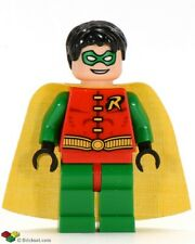 LEGO  Robin Minifigure  Batcave The Penguin and Mr. Freeze's Invasion 7783