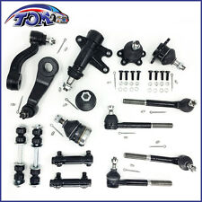 BRAND NEW 15PCS FRONT SUSPENSION KIT FOR CHEVY TAHOE C1500 C2500 GMC YUKON 2WD