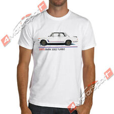 BMW 2002 Turbo rally racing T-Shirt tii 02 series