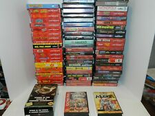 Sega Genesis Games Complete Fun You Pick & Choose Video Games Lot Rares UP 12/12