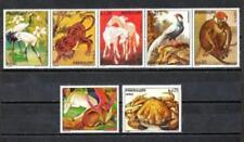 Paraguay 1969 faune sauvage (82) Yvert n° 993 à 999 neuf ** 1er choix