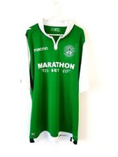 Hibernian Adults Home Memorabilia Football Shirts (Scottish Clubs)