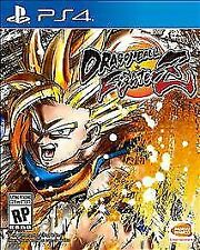 Dragon Ball Z FighterZ *New* Dragonball  Fighters PS4 (Sony PlayStation 4, 2018)