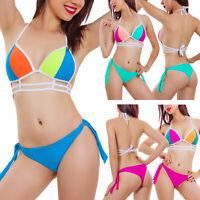 Bikini Woman Swimwear Triangle Brazilian Swimwear Sea Toocool B6316