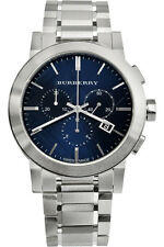 Burberry The City BU9363 Men's Watch - Silver