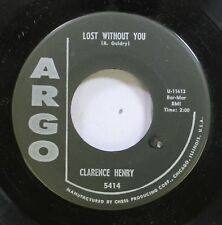 50'S & 60'S 45 Clarence Henry - Lost Without You / Dream Myself A Sweetheart On