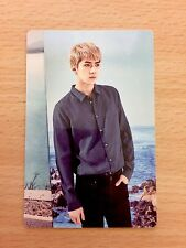 Sehun EXO Seasons Greetings 2017 Official Photocard with mini calendar