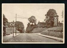 Staffordshire Staffs WOLVERHAMPTON Tettenhall Rd c1920/30s? PPC Valentine