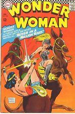 WONDER WOMAN  N°168 -1967-US .DC -ÉTAT FINE + / 6.5  - ANDRU / EXPOSITO -
