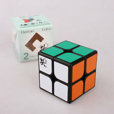 Dayan 2X2 Sticker Magic cube Professional Speed cube Smooth 3D Twist Puzzle