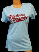 Tultex fine jersey gray blended red melissa etheridge short sleeve tee top XL
