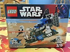 NEW! FACTORY SEALED! STAR WARS LEGO 7667 IMPERIAL DROPSHIP