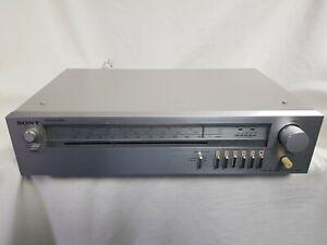 Sony ST-242L Vintage FM MW LW Radio HiFi Separate (MAIN UNIT ONLY) Grade B