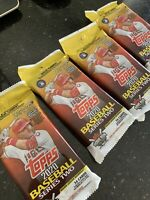 2020 Topps Series 2 Baseball Sealed Jumbo Fat Pack LOT (4) FAST SHIPPING IN HAND