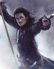Orlando Bloom In-person AUTHENTIC Autographed Photo COA Pirates SHA #22912
