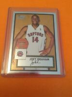 Joey Graham Raptors 2005-2006 Topps Syle Chrome Rookie #150   7/499