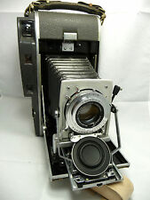 GREAT ANTIQUE POLAROID 110 A W/RODENSTOCK LENS AND TIMER  POLAROID 110 A  CAMERA