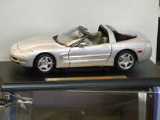 1/18ème CHEVROLET CORVETTE C5 1999 WELLY NEUVE - PARTIES OUVRANTES - SUPER PROMO