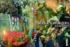 DVD SERBIAN SUPPORTERS  PART 1    (ultras,hooligans)