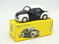 CIJ By Norev 1/43 - Renault 4CV Police Pie