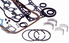 SBC 350 Chevy Rering Kit Engine Kit All Brand Names! Rings Bearings Gaskets