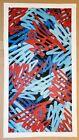 SEEN Orig Multi-Tags on Canvas Richard Mirando Futura Graffiti Cope Dondi Jonone