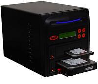"SySTOR 1-1 SATA 2.5""&3.5"" Dual Port/Hot Swap Hard Drive HDD/SSD Duplicator/Wipe"