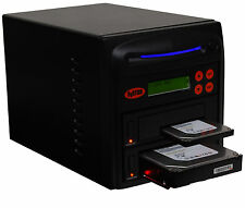 "1-1 SATA 2.5"" & 3.5"" Dual Port Hard Drive HDD/SSD Duplicator/Wiper Cloner/Eraser"