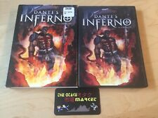Dante's Inferno: An Animated Epic / anime on DVD by Anchor bay Entertainment