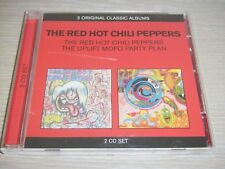 THE RED HOT CHILI PEPPERS 2 ORIGINAL CD ALBUMS THE UPLIFT MOFO PARTY PLAN 2003