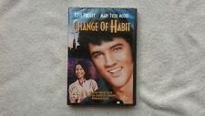 Elvis Presley - CHANGE OF HABIT - Mary Tyler Moore DVD RARE BRAND NEW SEALED R2