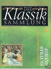 Die Klassik-Sammlung - Heft + CD Nr. 8 Johann Strauss