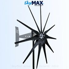 Missouri General Freedom II 11 blade 12 volt 2000 watt max wind turbine
