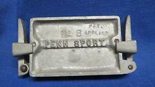 Penn Sport No.8 Sinker Mold Makes 7 Sizes