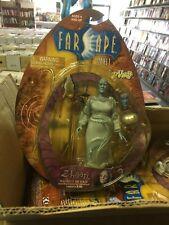Case Of Farscape Special Edition Figures Crichton D'Argo Chiara Zhaan FZ