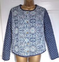M/&S INDIGO COLLECTION Pure Tencel Khaki Sleeveless Utility Belted Jacket