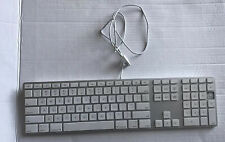 Apple Original Magic Keyboard With Numeric Pad A1243 USB TESTED & WORKING