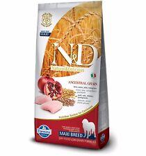 Farmina N/D ancestral adult maxi pollo kg 12