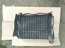 Mitsubishi Delica L400 Air Conditioning Sub Condenser Radiator and Fan