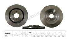 Disc Brake Rotor-Standard Brake Rotor Rear Best Brake fits 2005 Audi A6 Quattro