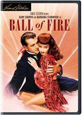 Ball Of Fire (2014, DVD NEW)
