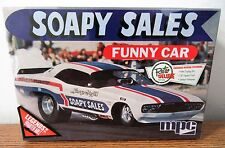 MPC Legends of the quarter mile SOAPY SALES Funny Car plastic model kit 1/25
