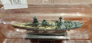 RARE22 IJN BB ISE HYBRID BATTLESHIP 1:1250 NEW SHIP WAR EAGLEMOSS