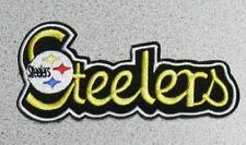 (1) LOT OF (1) NFL STEELERS EMBROIDERED NAME PATCH ITEM #12