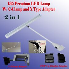 135 Led Display Light Booth Panel Pop Up Trade Show With Clamp Las Vegas Approved