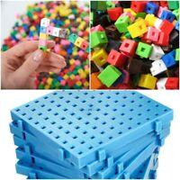 1cm x 100 Interlocking Cubes and CentiFit Baseboard x 1 Teacher Resources